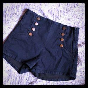 Forever 21 sailor shorts
